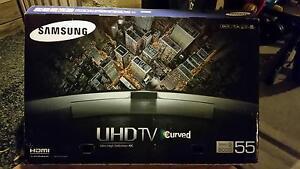 samsung tv box 55. samsung 55 inches uhd tv box only tv