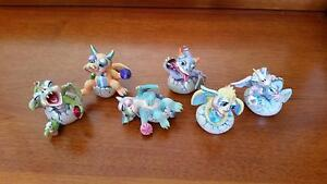 Franklin Mint Baby Mood Dragons Brighton Bayside Area Preview