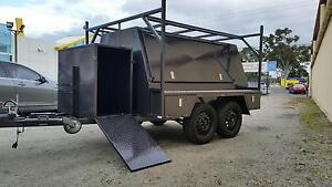 FROM ONLY $35 P/WEEK ON FINANCE* 8 X 5 BUILDERS TANDEM TRAILER Narre Warren Casey Area Preview