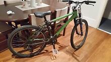 Mens mountain bike with helmet and lock for sale Bondi Junction Eastern Suburbs Preview