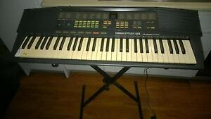 YAMAHA PSR 38 KEYBOARD, COMES WITH STAND AS PER PHOTOS Manly Manly Area Preview