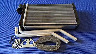 PEUGEOT 205 83>98 HEATER MATRIX CORE HEAT EXCHANGER + FITTINGS & PIPES