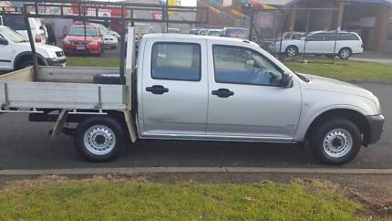 2003 Holden Rodeo Crew Cab Tray