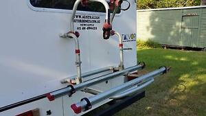 Bike frame for motorhome/caravan Salt Ash Port Stephens Area Preview