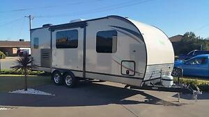 2015 Luxury  Longtree Caravan with Slide Out & Full Ensuite Shepparton Shepparton City Preview