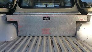 Aluminium checker plate tool box heavyduty Diamond brand Canning Vale Canning Area Preview