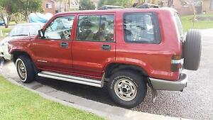 1995 Holden Jackaroo Wagon Shellharbour Shellharbour Area Preview