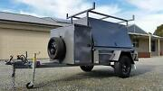 6x4 900mm high Canopy Tradesman Trailer - 1.4 Tonne Narre Warren Casey Area Preview