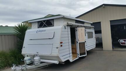 COMPASS 15FT POP TOP CARAVAN, EXCELLENT CONDITION. LITTLE USE Toowoomba 4350 Toowoomba City Preview