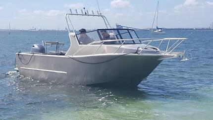 5.6mtr Plate Boat