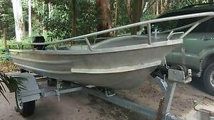 Mantracraft tinny tinnie 12ft (3.6m) - Bare boat only Clifton Beach Cairns City Preview