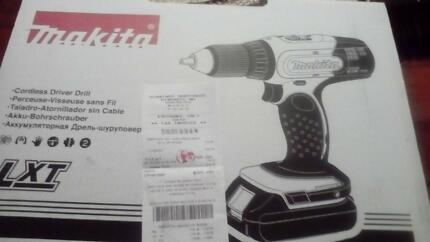 makita cordless drill driver brand new Two Rocks Wanneroo Area Preview