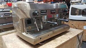 WEGA POLARIS 2 GROUP SECOND HAND COMMERCIAL COFFEE MACHINE Cremorne Yarra Area Preview