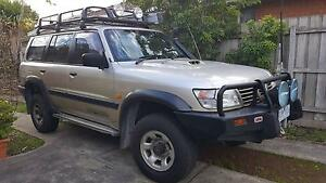 2000 Nissan Patrol Wagon Wantirna South Knox Area Preview