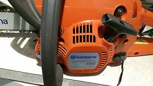 Husqvarna chainsaw 236 x-torq Panania Bankstown Area Preview