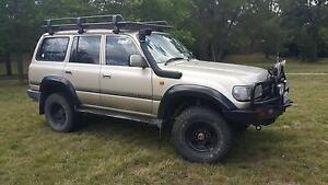 1993 Toyota LandCruiser Wagon - Ready to go Florey Belconnen Area Preview