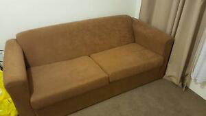 2 seater couch fold out bed - free Lane Cove North Lane Cove Area Preview