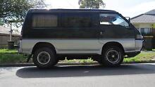 4x4 Mitsubishi Delica Van Turbo Diesel L300 Camper Hiace Hilux Frankston North Frankston Area Preview