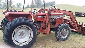 MF 4wd 154/4 tractor Dungog Dungog Area Preview