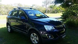 2011  Holden Captiva Wagon Hat Head Kempsey Area Preview