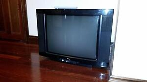 """LOEWE 27"""" CRT Television   4:3 Aspect 100Hz RGB Toowong Brisbane North West Preview"""