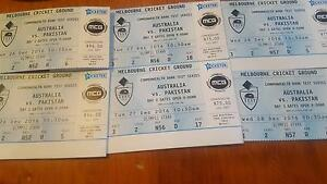 2 x 3 Day Boxing Day Test Tickets - Australia vs Pakistan Geelong West Geelong City Preview