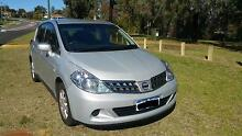 2013 Nissan Tiida Hatchback Auto Very Low km Heathridge Joondalup Area Preview