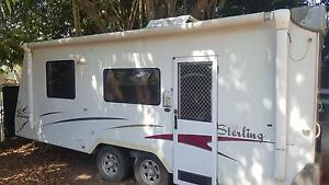 2007 Jayco Sterling Caravan 24500 ONO Leanyer Darwin City Preview