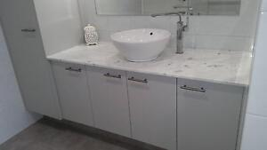 Gorgeous Stone Vanity Bench Tops! Bayswater Bayswater Area Preview