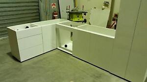 kitchen cabinet complete kitchen set 2 pak door assembled Laverton North Wyndham Area Preview