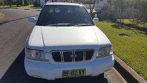 2002 Subaru Forester Wagon Dapto Wollongong Area Preview