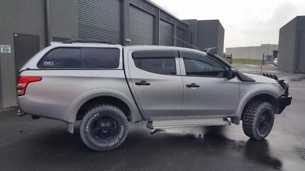 New Canopy for Mitsubishi Triton & Premium ABS CANOPIES for Mitsubishi Triton MN******2015 | Other ...