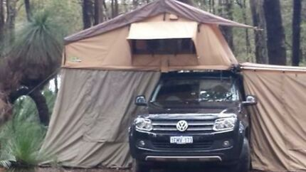 Ironman Rooftop Tent u0026 Annex | C&ing u0026 Hiking | Gumtree Australia Bunbury Area - Bunbury | 1171565371 & Ironman Rooftop Tent u0026 Annex | Camping u0026 Hiking | Gumtree ...