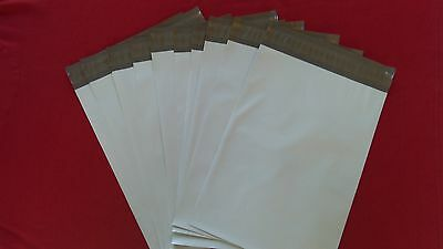 50 Poly Mailers Combo 6 X 9  7.5 X 10.5 Shipping Mailing Bags 25ct Each