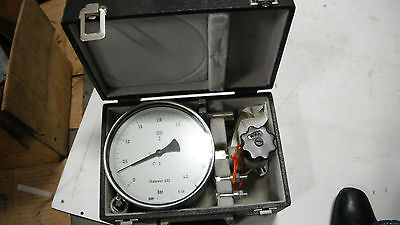 Alexander Wiegand - Wika Pressure Test Gauge - In Case