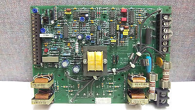 Emerson Unidrive Board Assembly C 6041-4100 Used C60414100