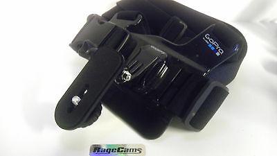 Pro Chest Harness Video Camera Mount Hd For Contour+ Roam Plus Contourhd Vholdr
