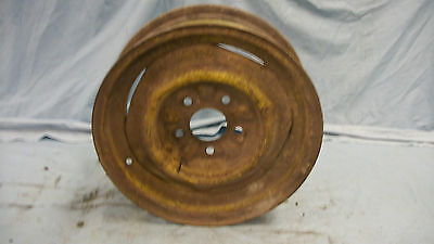 1958-1962 Steel wheel 15 x 5