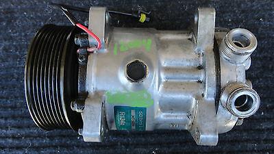Lamborghini Murcielago, A/C Compressor With Clutch, Used, # 0045002278