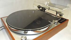 Acrylic Dustcover/ ToneArm Protector for Thorens TD150 mk1and2 turntables.