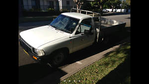 1992 Toyota Hilux Other Wickham Newcastle Area Preview