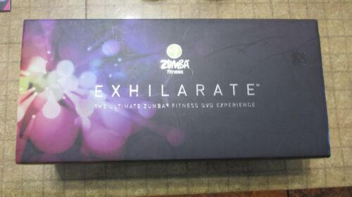 Zumba Fitness Exhilarate Replacement Disc free shipping