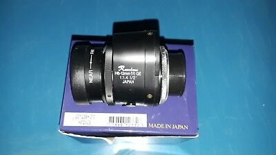 Rainbow H6-12mm V Ge 11.4 12 Security Camera Lens