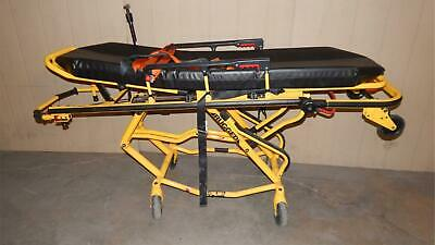 Stryker Ez-pro Ambulance Cot 500 Lbs Stretcher Gurney Medical Ems Emt 3210