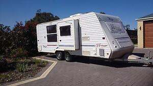 2002 Jayco 21 ft Heritage with slide out Brookdale Armadale Area Preview