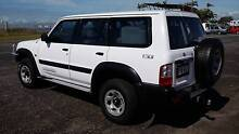 2002 Nissan Patrol Wagon Manly Brisbane South East Preview