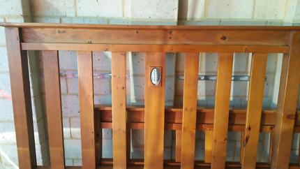 Queen size Bed Frame ( No mattress )