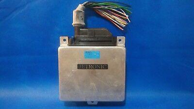 PROGRAMMED REBUILT 87 SAAB 900 TURBO ECM ECU ENGINE COMPUTER PCM 0280000538 for sale  Fort Collins
