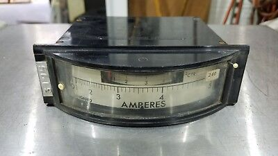 981852-100 Sangamo Adf-7 Ampere Demand Meter 5 Amps - Free Shipping