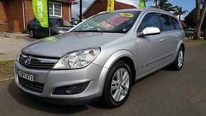 2008 HOLDEN ASTRA WAGON IN IMMACULATE CONDITION Guildford Parramatta Area Preview